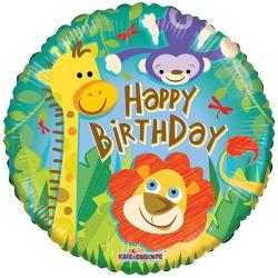 Heliumballon Happy Birthday Verjaardag Bestellen En Bezorgen