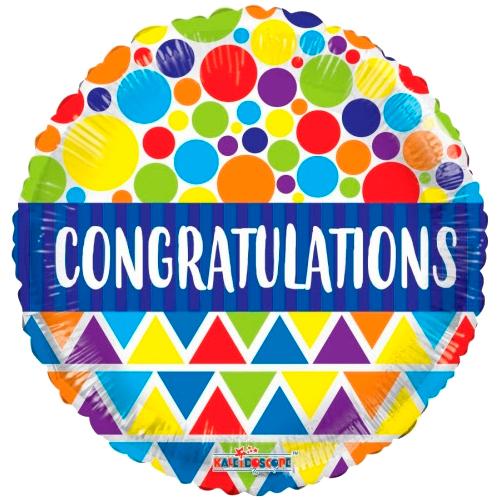 Congratulations (dots)